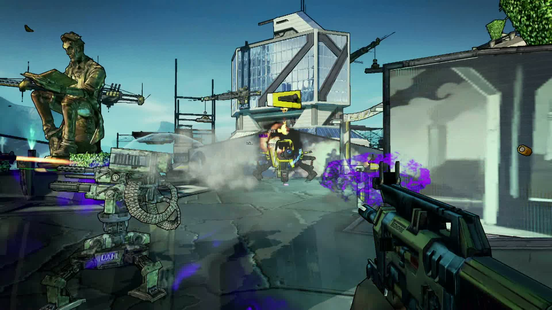'Come and Get Me' Trailer   Borderlands 2