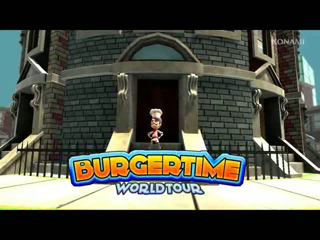 E3 Trailer | BurgerTime World Tour