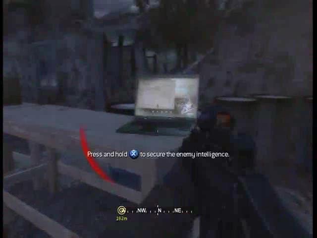 Enemy Intel 11 | Call of Duty 4: Modern Warfare