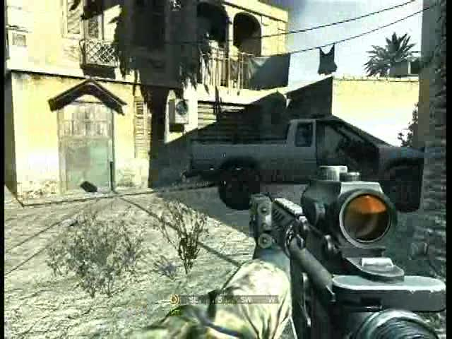 Enemy Intel 7 | Call of Duty 4: Modern Warfare