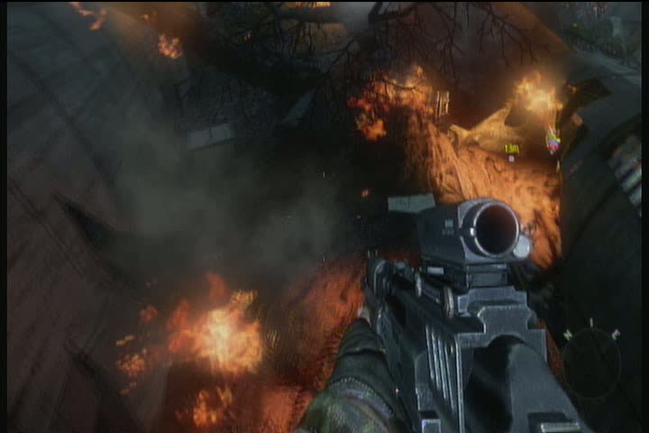 Crash Site - 3/3 - Objective: Investigate the crash site | Call of Duty: Black Ops