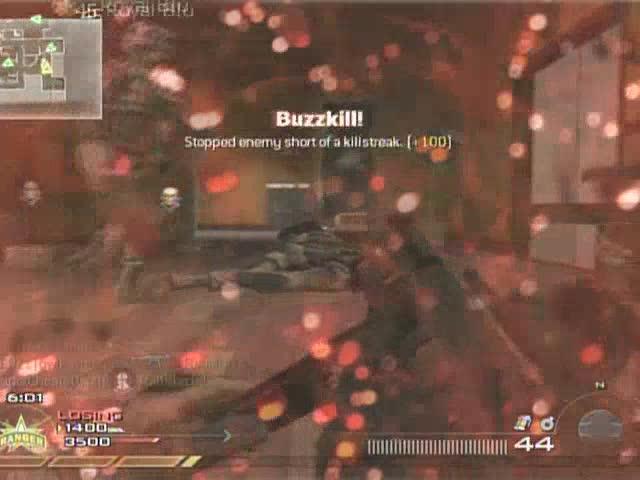 The Final Stand Deathstreak | Call of Duty: Modern Warfare 2