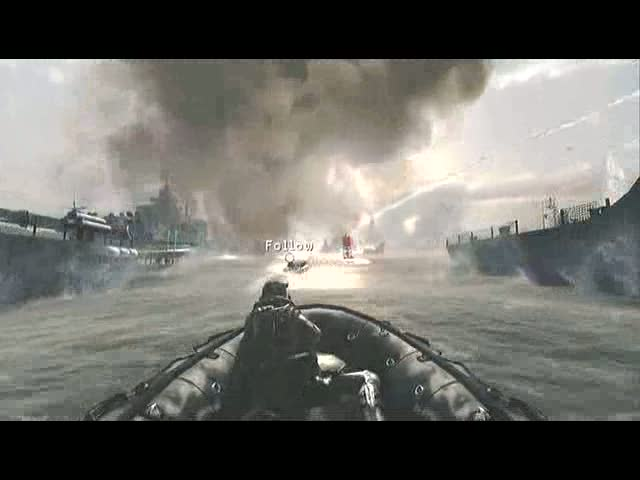 Hunter Killer - Rush Escape | Call of Duty: Modern Warfare 3