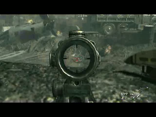 Intel 20, 7-1 | Call of Duty: Modern Warfare 3