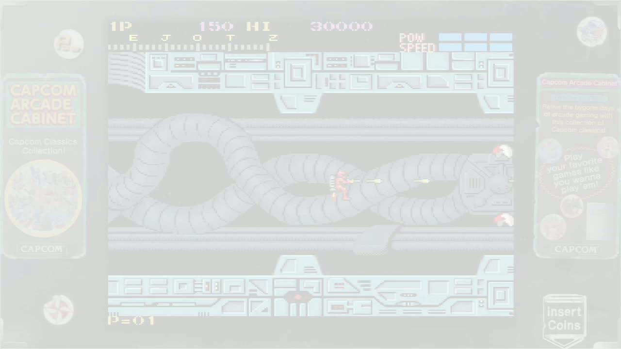 Trailer for 'Gamepack #1' | Capcom Arcade Cabinet