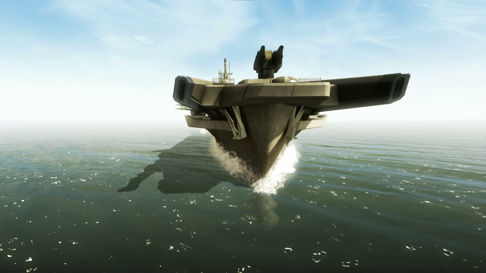 'Fundamentals of Warfare' Trailer | Carrier Command: Gaea Mission