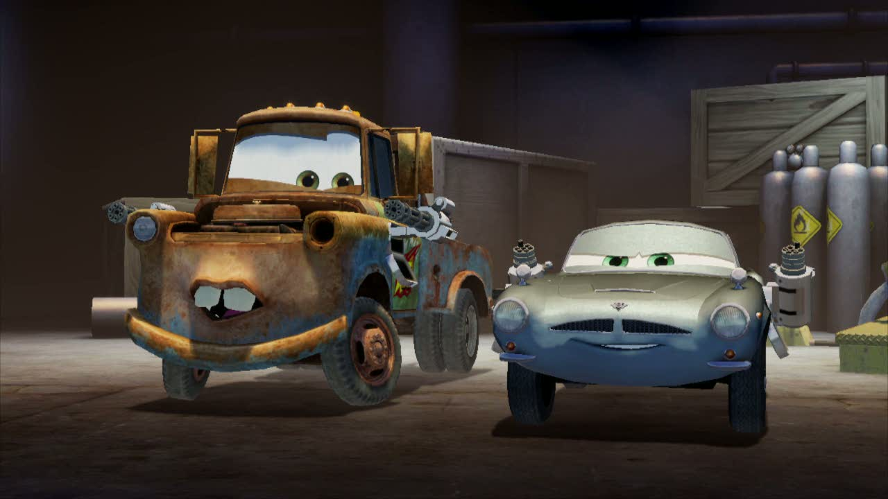 Pixar Perfect Developer Diary Video | Cars 2: The Video Game
