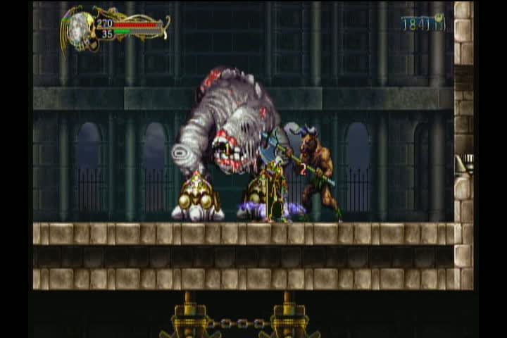 Boss: Gergoth (Chapter 1) | Castlevania: Harmony of Despair