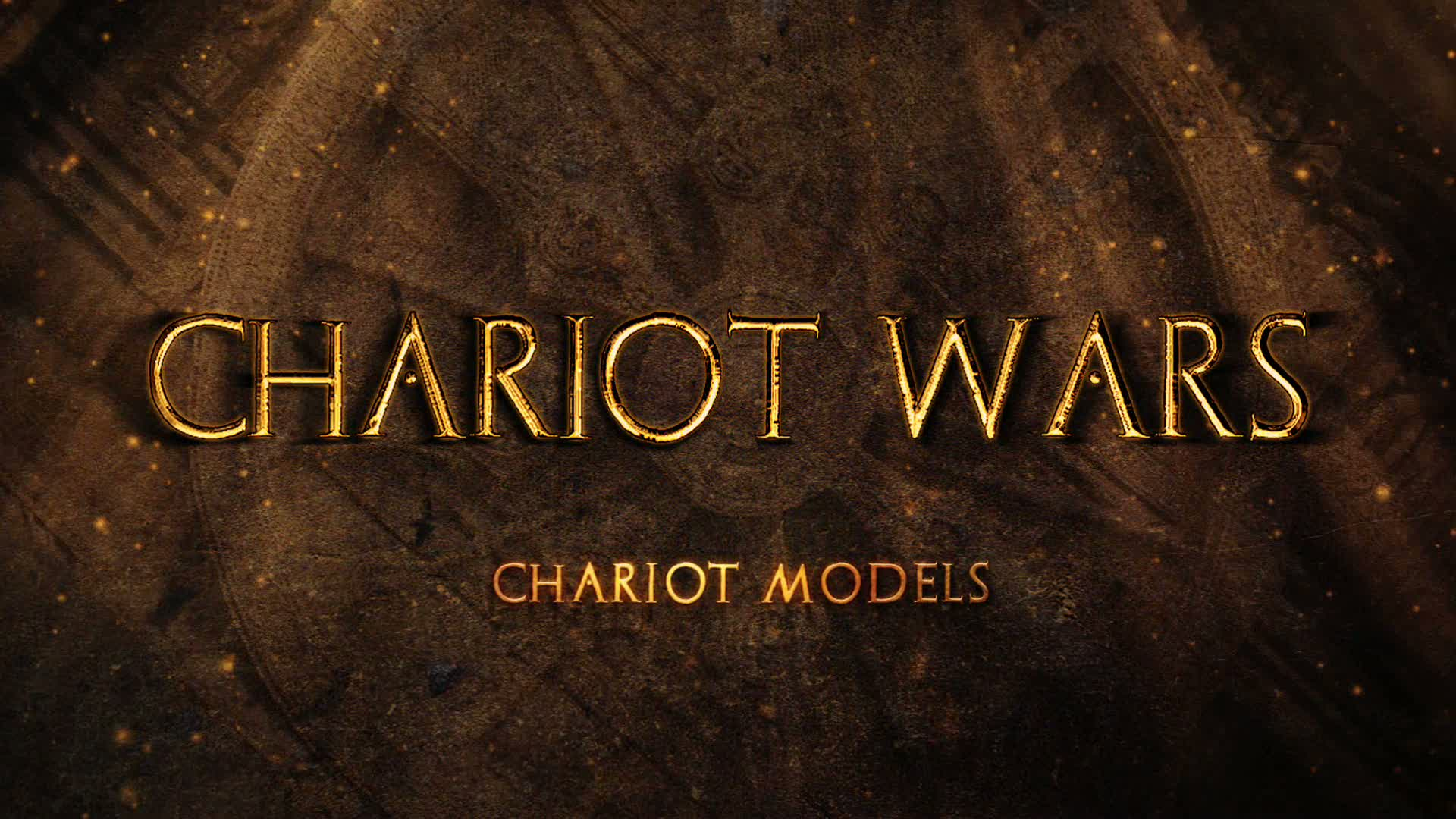 Chariot Models Video | Chariot Wars