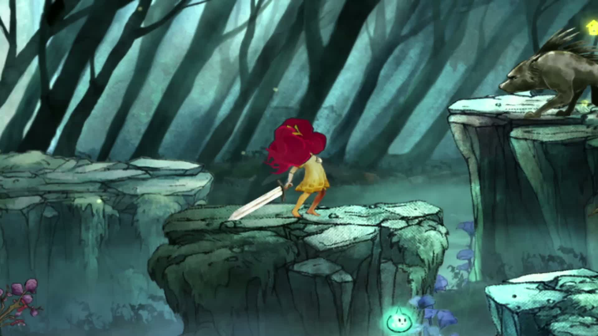 Child of Light  Videos and Trailers