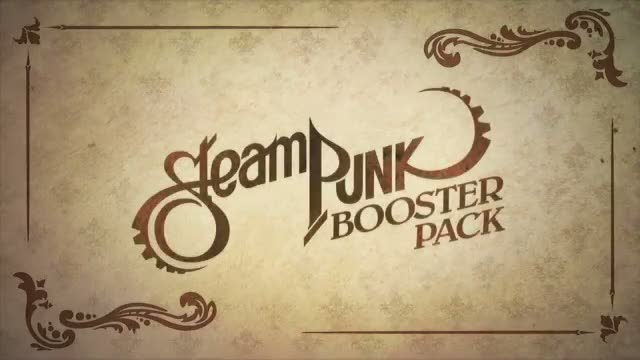 Steampunk Pack Trailer | City of Heroes