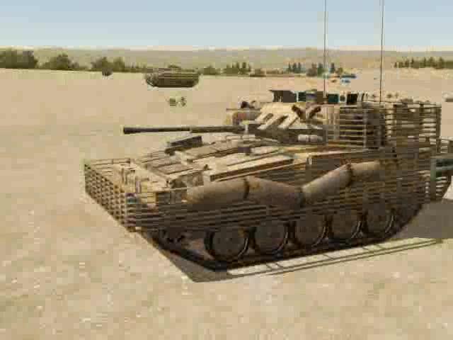 British Forces Module: Scimitar | Combat Mission: Shock Force