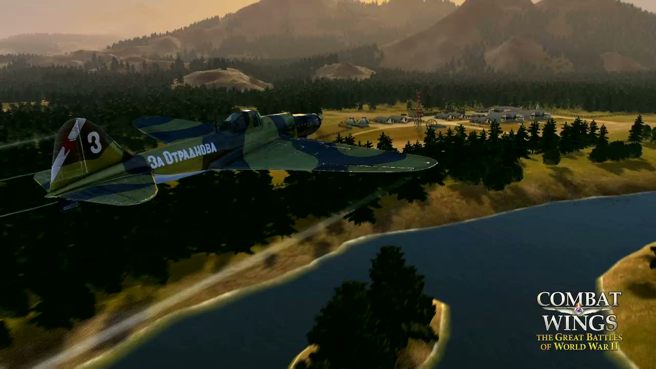 Combat Wings: The Great Battles of WWII  Videos and Trailers