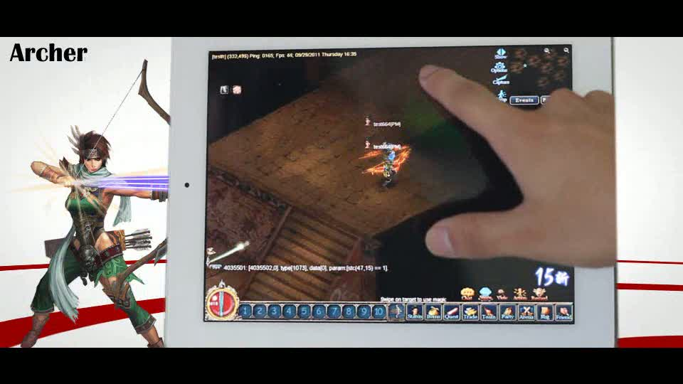 iPad Trailer | Conquer Online