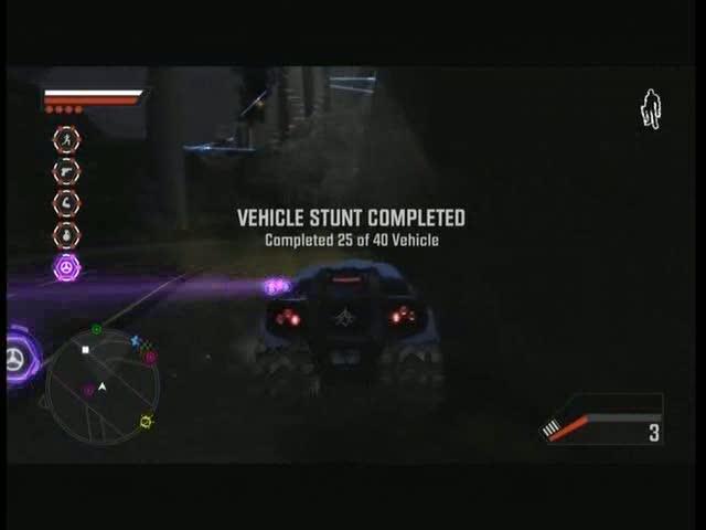 Stunt Ring 26 | Crackdown 2