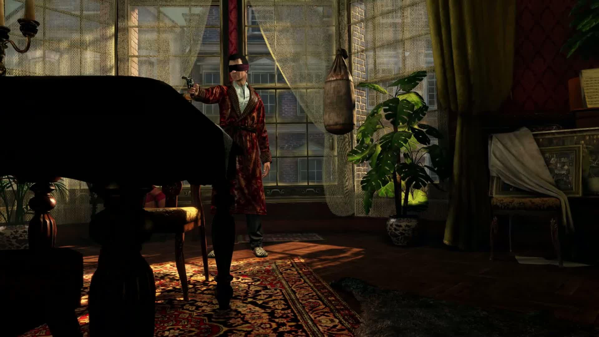 Sherlock-Focused Trailer   Crimes & Punishments