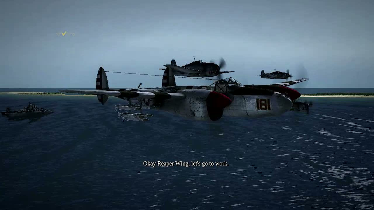 Multiplayer Video | Damage Inc. Pacific Squadron WWII