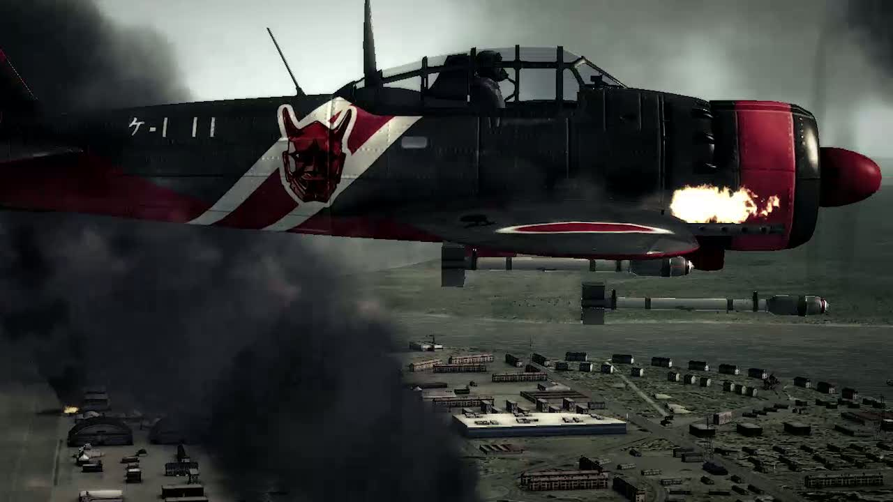 Trailer | Damage Inc. Pacific Squadron WWII