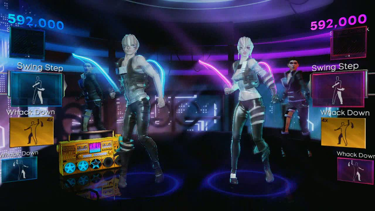 Lady Gaga Video | Dance Central 2