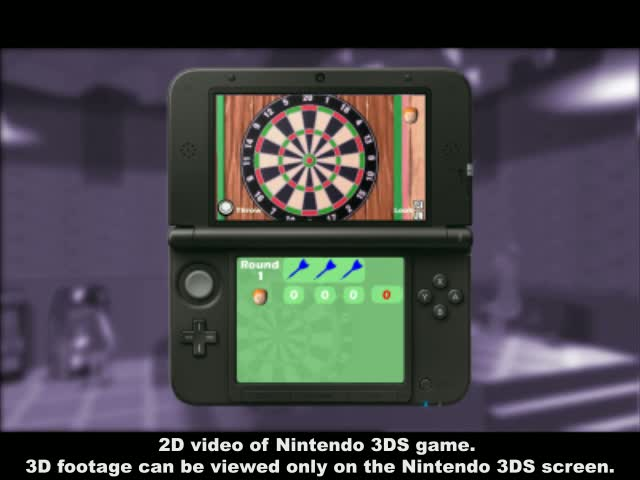 Darts Up 3D  Videos and Trailers