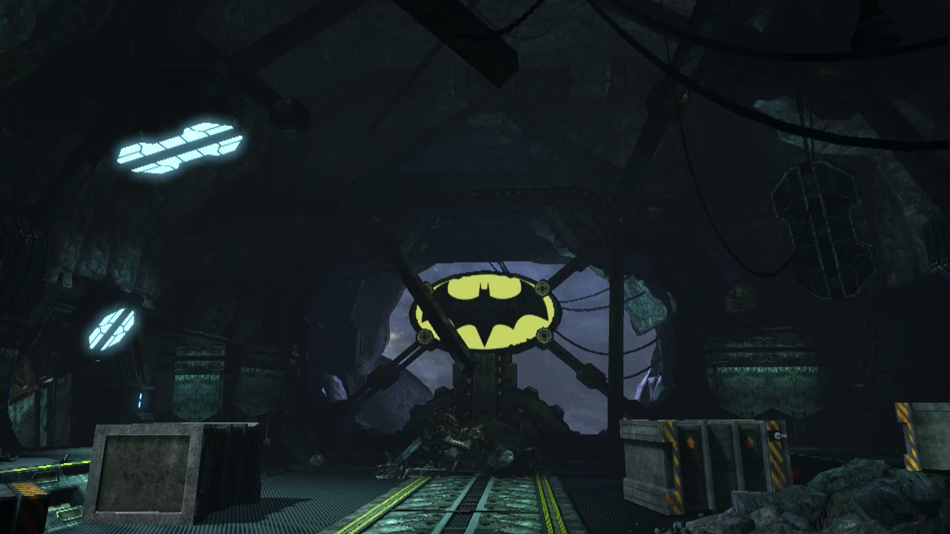Batcave Inner Sanctum Video | DC Universe Online