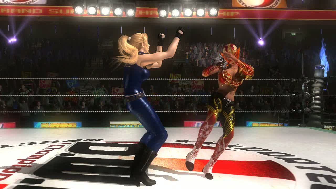 Tag Team Gameplay Video   Dead or Alive 5
