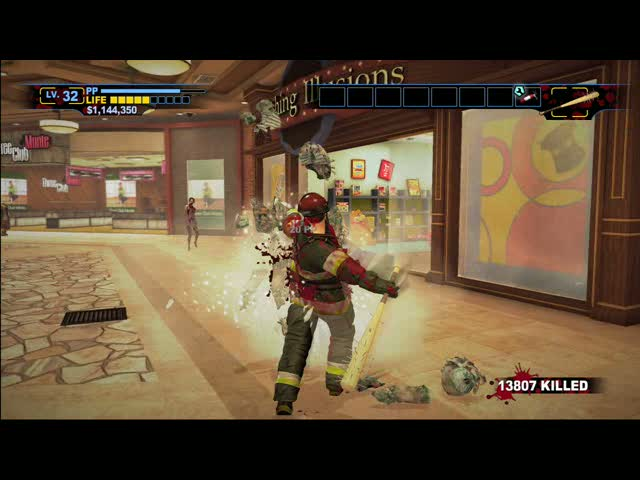 Fireman Skills Pack video | Dead Rising 2: Off The Record