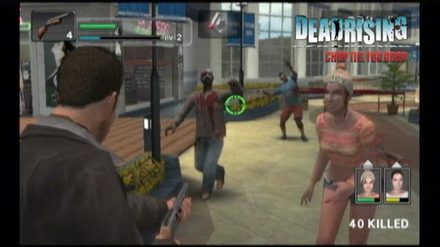 Trailer gameplay | Dead Rising: Chop Till You Drop