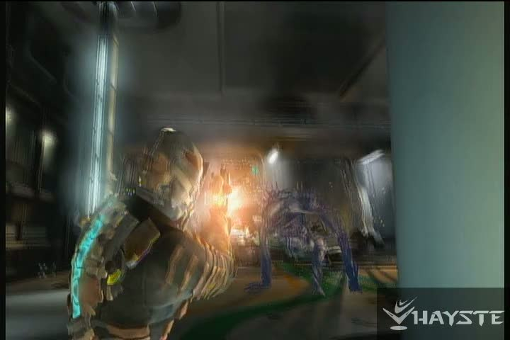 Chapter 1 - Necrom   Dead Space 2