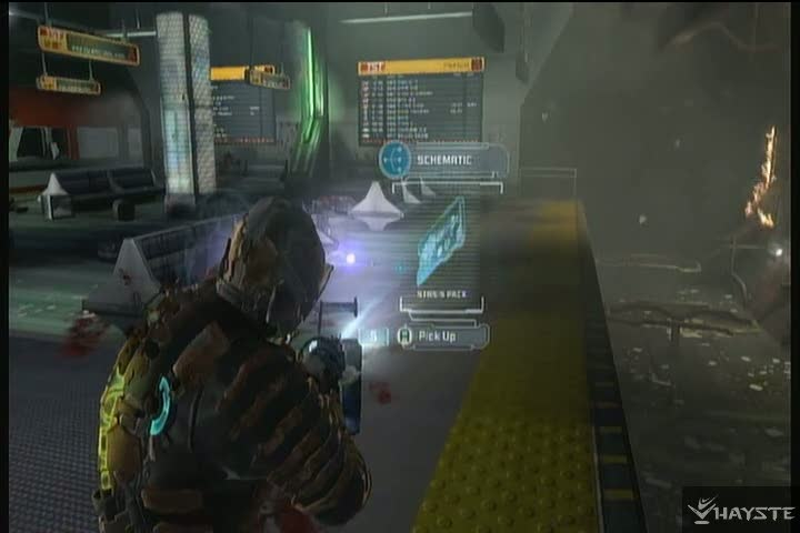 Schematics for Stasis Pack | Dead Space 2