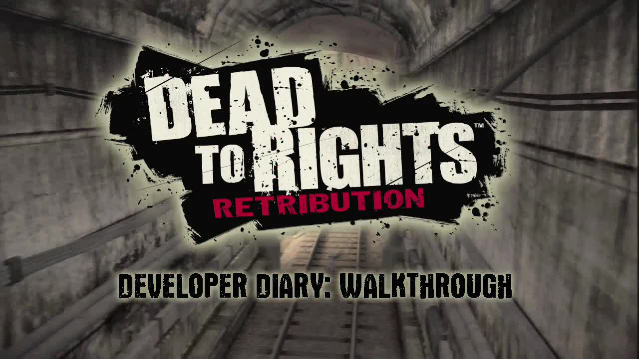 Dead to Rights: Retribution  Videos and Trailers