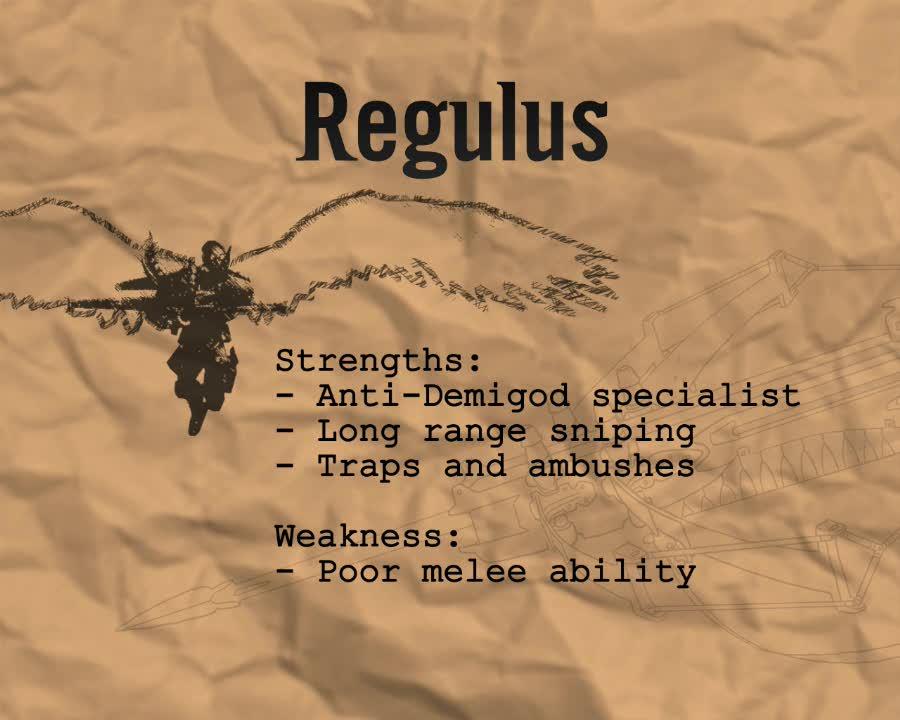 Regulus Trailer | Demigod