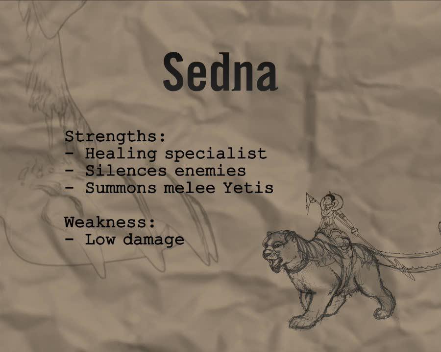 Sedna Trailer | Demigod