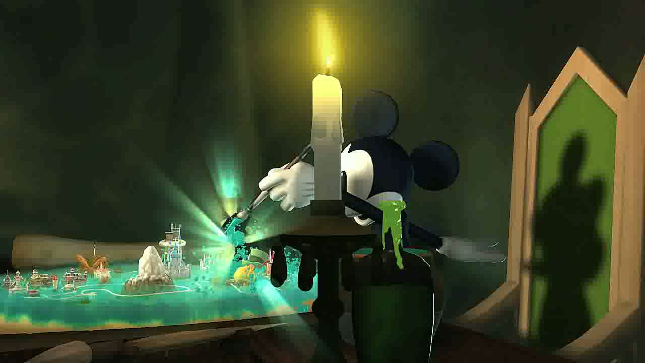 Disney Epic Mickey  Videos and Trailers
