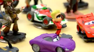 E3 B-Roll Video | Disney Infinity