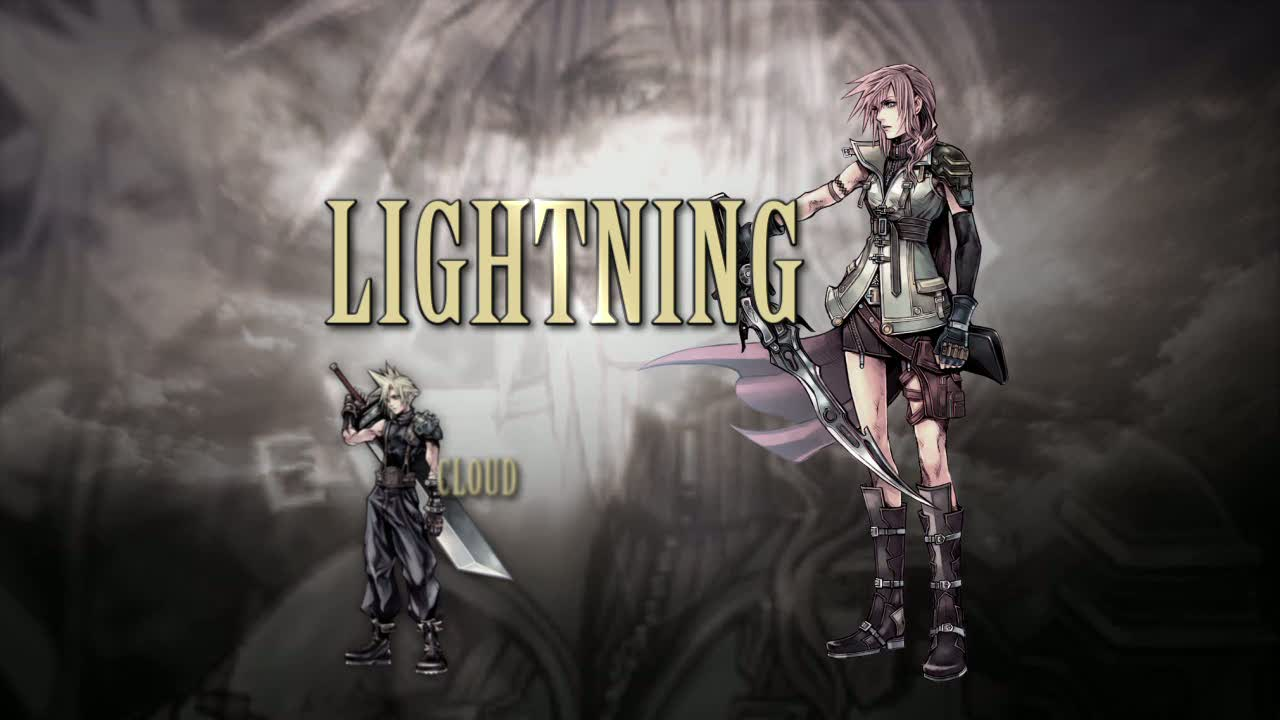Tournament Trailer - Cloud Wins #2 | Dissidia 012 Final Fantasy