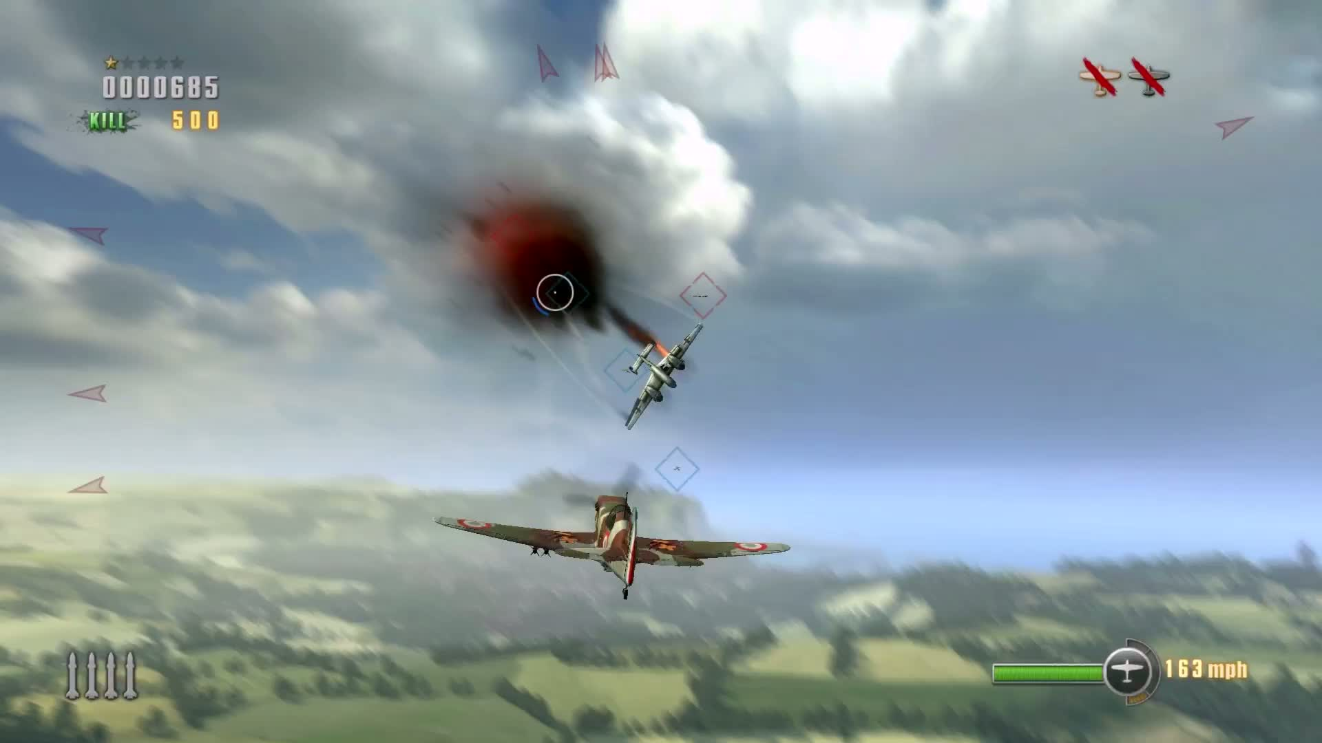 Gameplay Trailer | Dogfight 1942