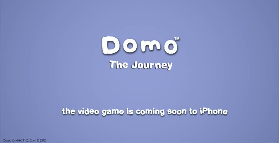 Domo The Journey  Videos and Trailers