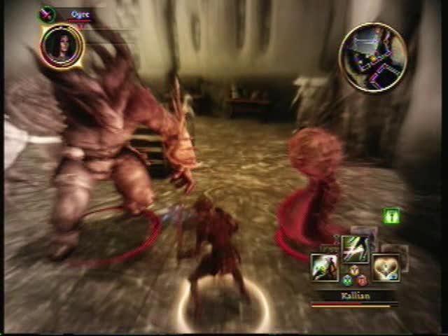 The Templar's Nightmare - Ogre Fight | Dragon Age: Origins