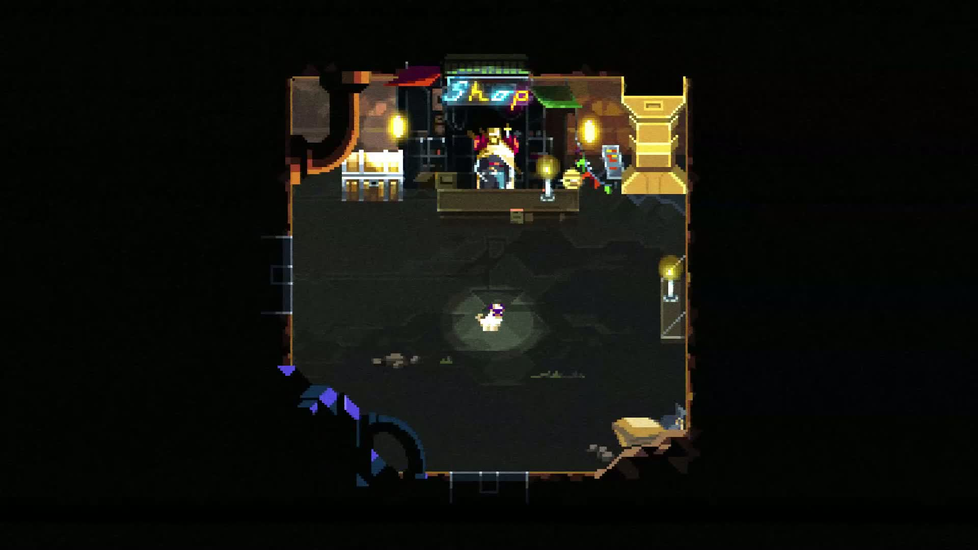 iOS Launch Trailer   Dungeon of the Endless