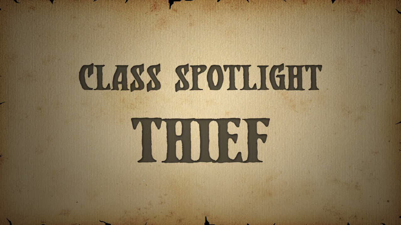 Thief Class Video | Eden Eternal