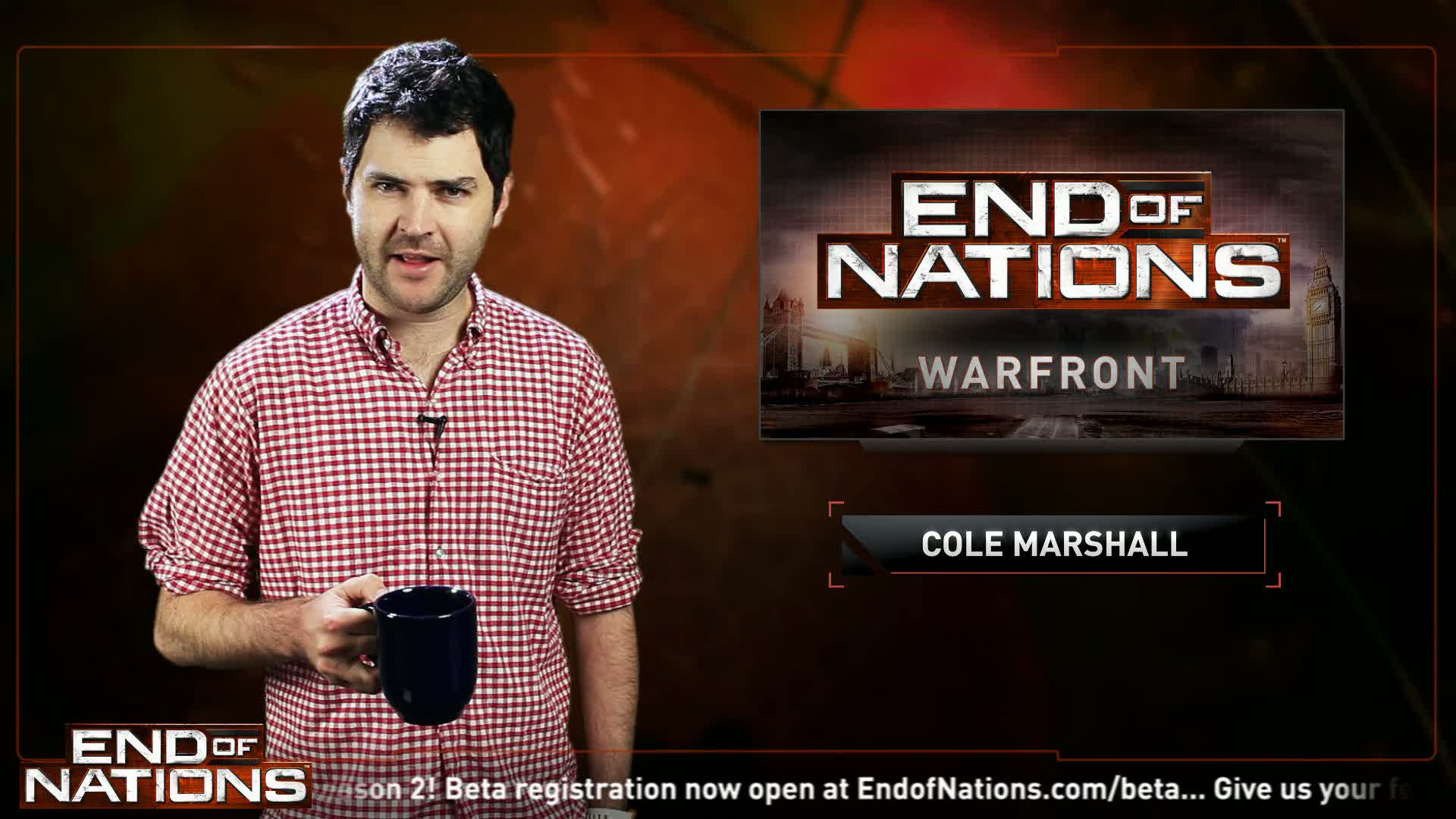 Warfront video: Episode 4 | End of Nations