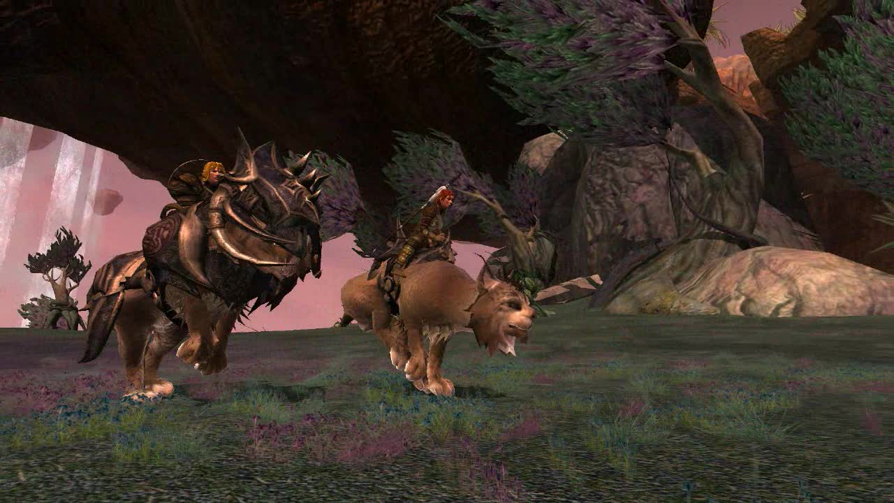 Mount Video | EverQuest II: Sentinel