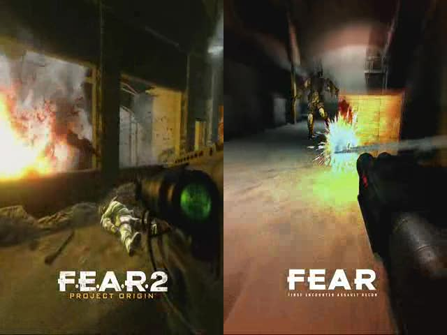 Weapons Comparison | F.E.A.R. 2: Project Origin