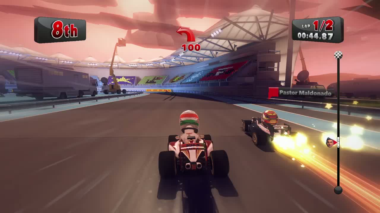 F1 Race Stars  Videos and Trailers