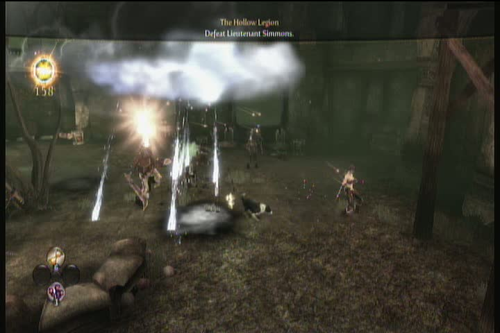 Hollow Boss Fight | Fable III