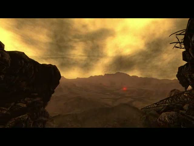 Lonsome Road Trailer | Fallout: New Vegas