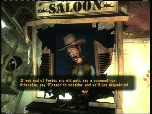 The Legend Of The Star / A Valuable Lesson - The Blue Star Cap C | Fallout: New Vegas