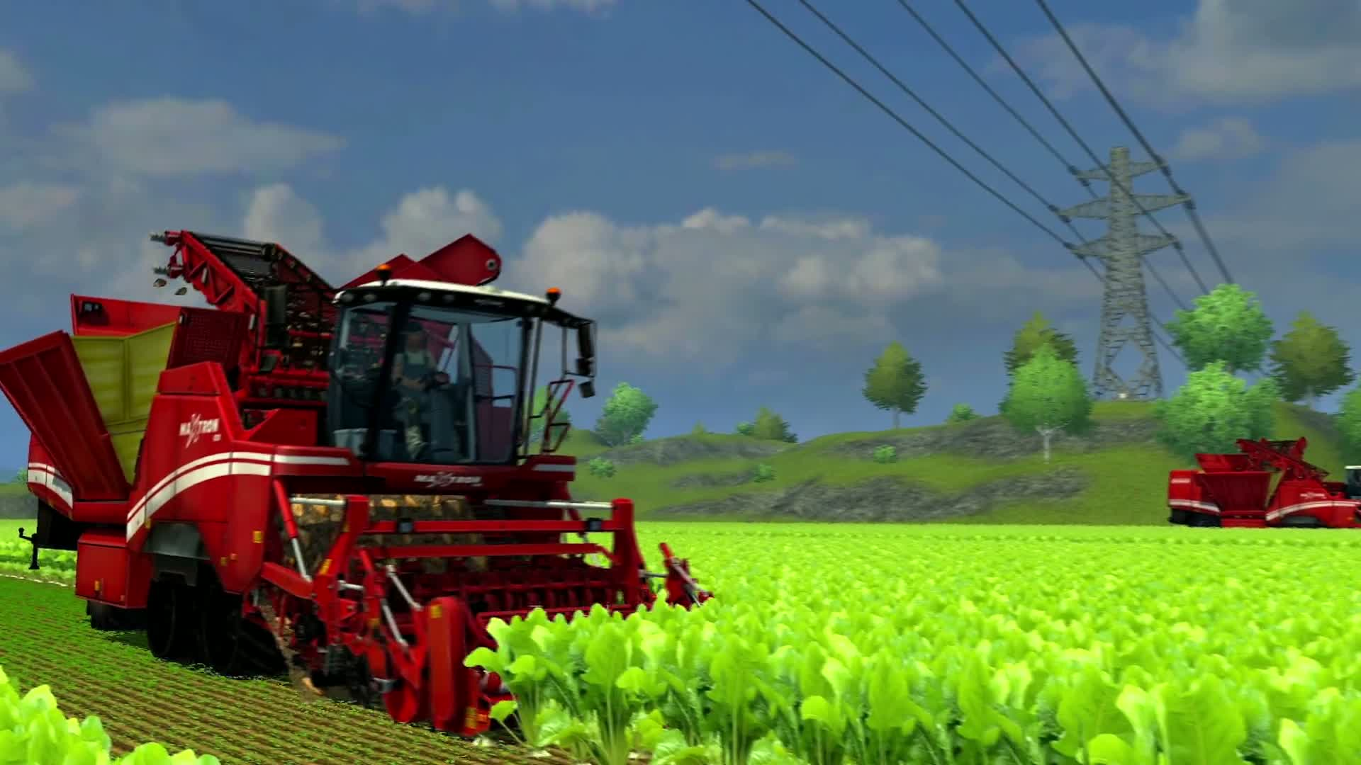 Launch Trailer | Farming Simulator 2013