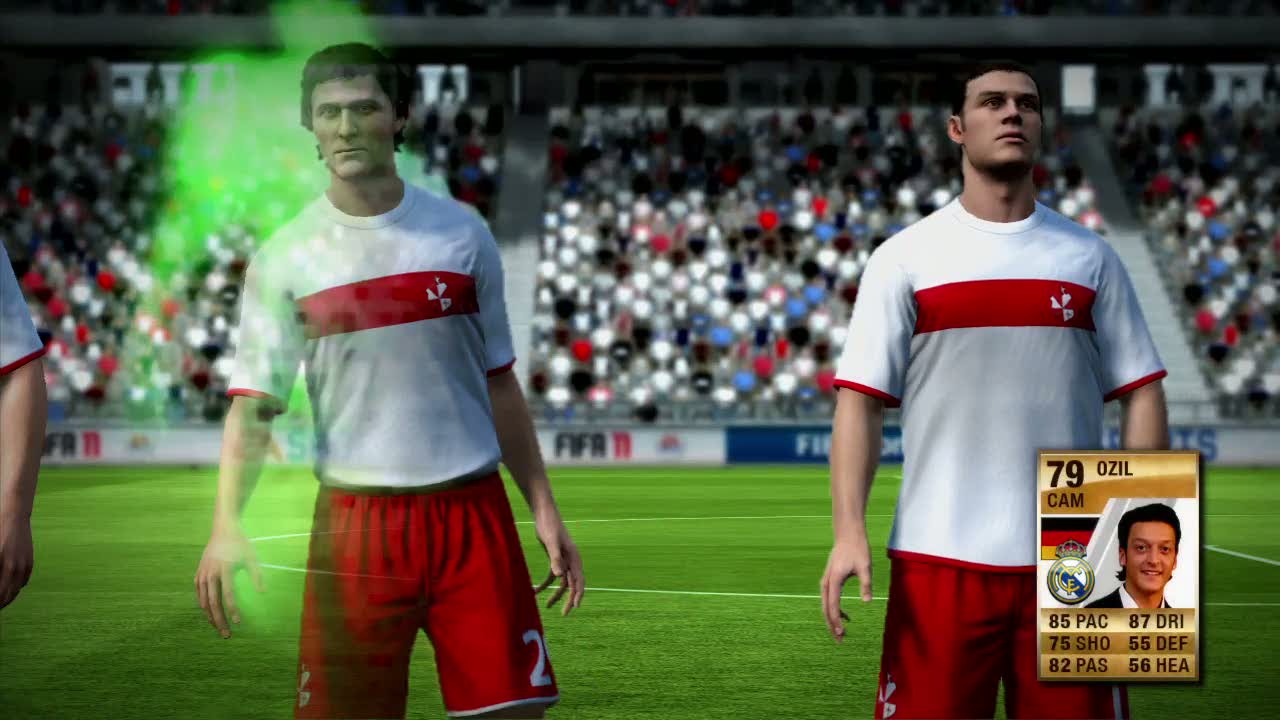 FIFA 11 Ultimate Team  Videos and Trailers
